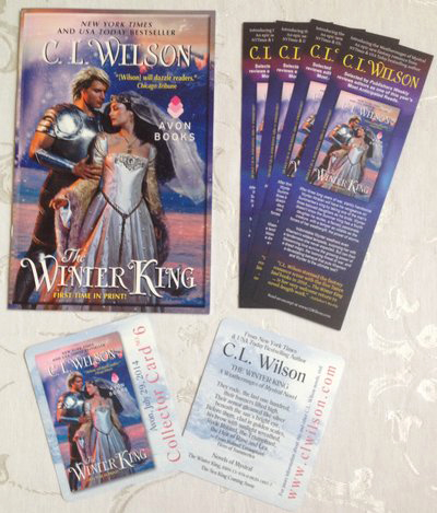 the winter king book cl wilson