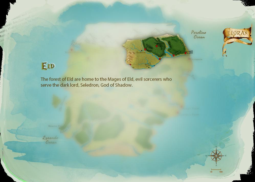 Eloran: Eld
