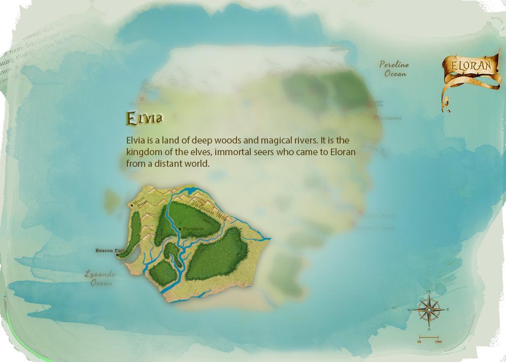 Eloran: Elvia