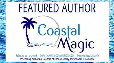 featured author coastal magic blog
